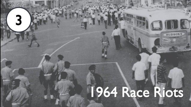 Communal riots of 1964