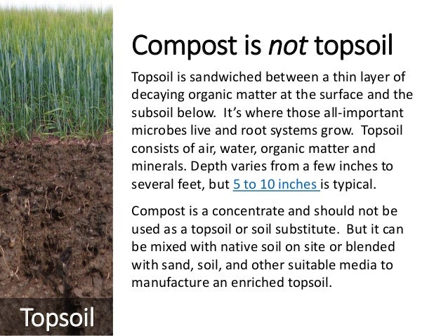 Compost Manure Topsoil Mulch And Peat