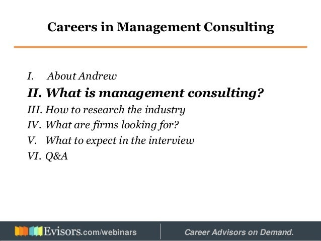 Confessions of a McKinsey Consultant