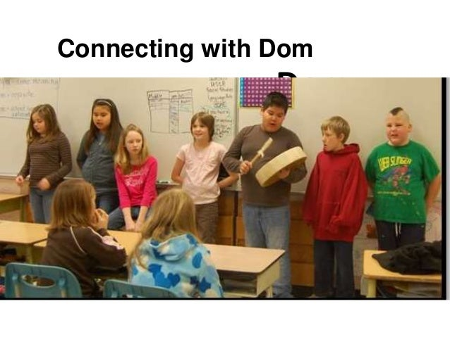 Dom Connecting with Dom