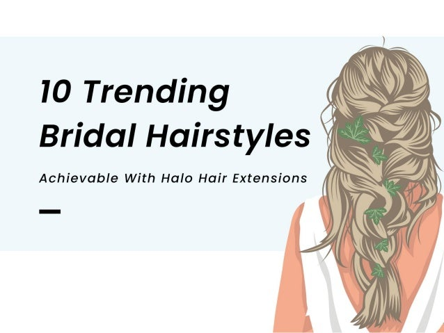Look & feel your best when you walk down the aisle. Click through to find out what wedding hair looks you can achieve with...