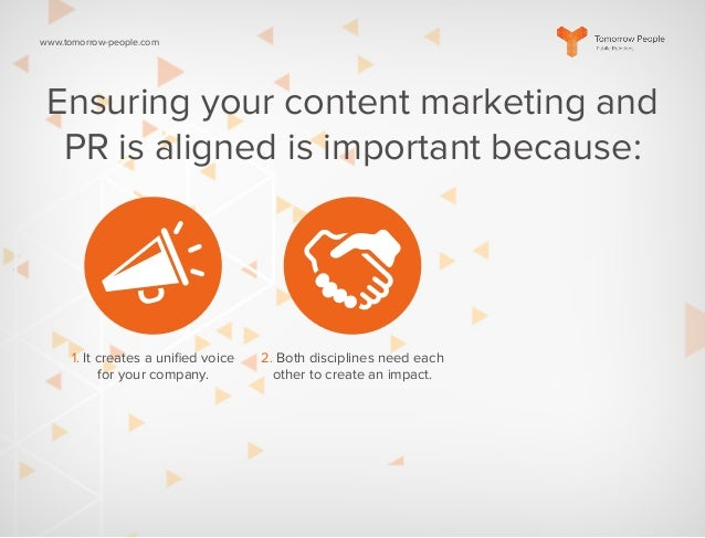 Creating a Unified PR Strategy Slide 3