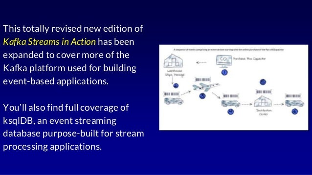 Event Streaming with Kafka Streams and ksqlDB Slide 3