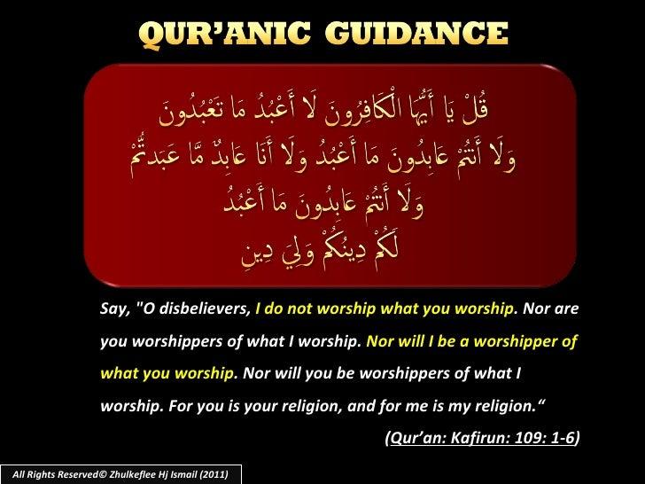 Slideshare Fardh Ain Lesson 4a Contd Arkaan Ul Iiman In Allah 13 A