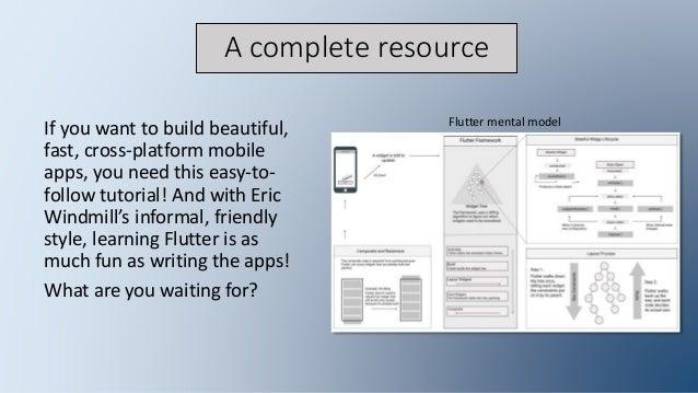Flutter in Action: awesome cross-platform apps with Flutter