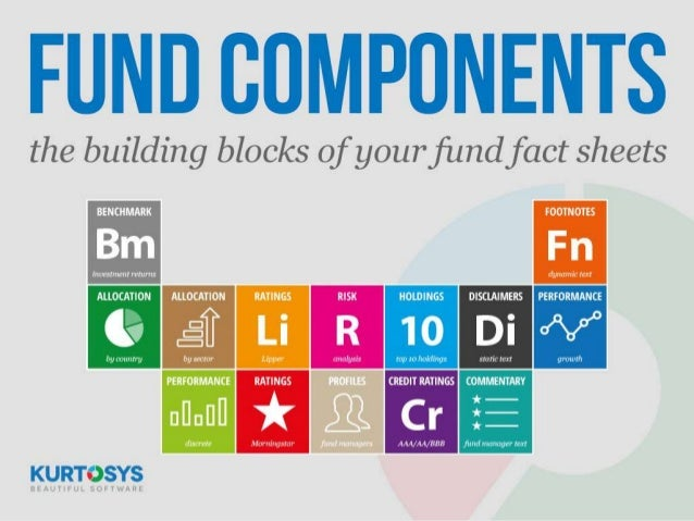 Fund components the building blocks of your fund fact sheets for Rate your builder