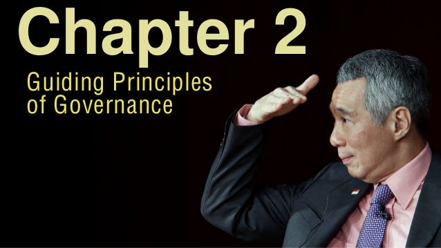 Chapter 2 Guiding Principles of Governance