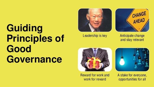 Characteristics of Good Governance – S K Patodia