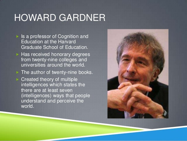 HOWARD GARDNER BIOGRAPHY EBOOK DOWNLOAD