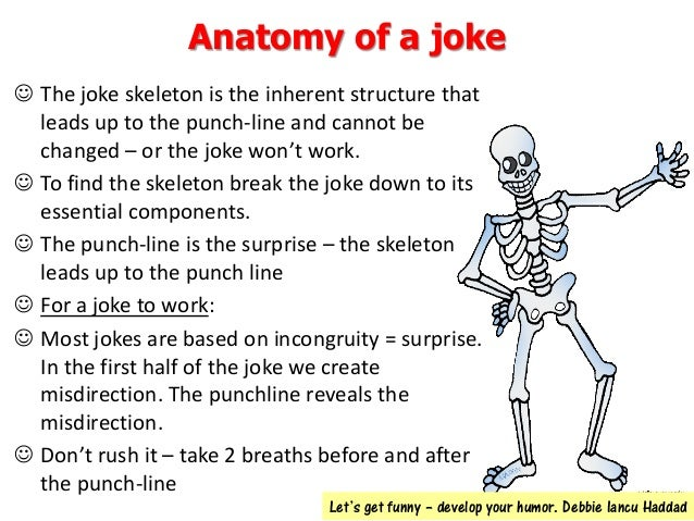 How To Tell A Joke Improve Your Humor Skills