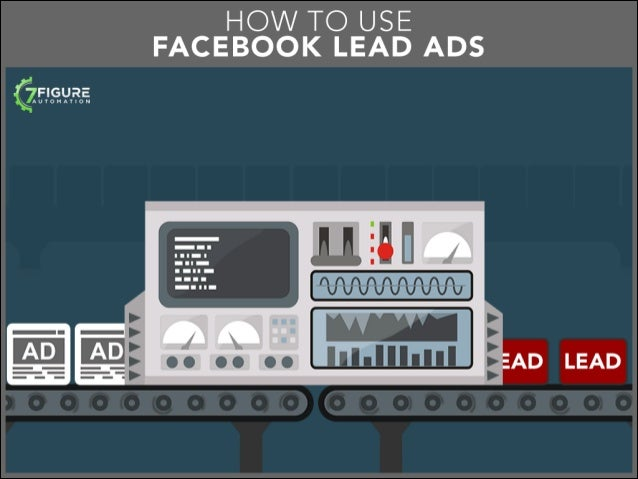 Lead ads are finally here… and that's great news for you as a marketer or entrepreneur.