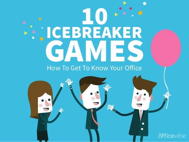 The Bad Icebreakers Games