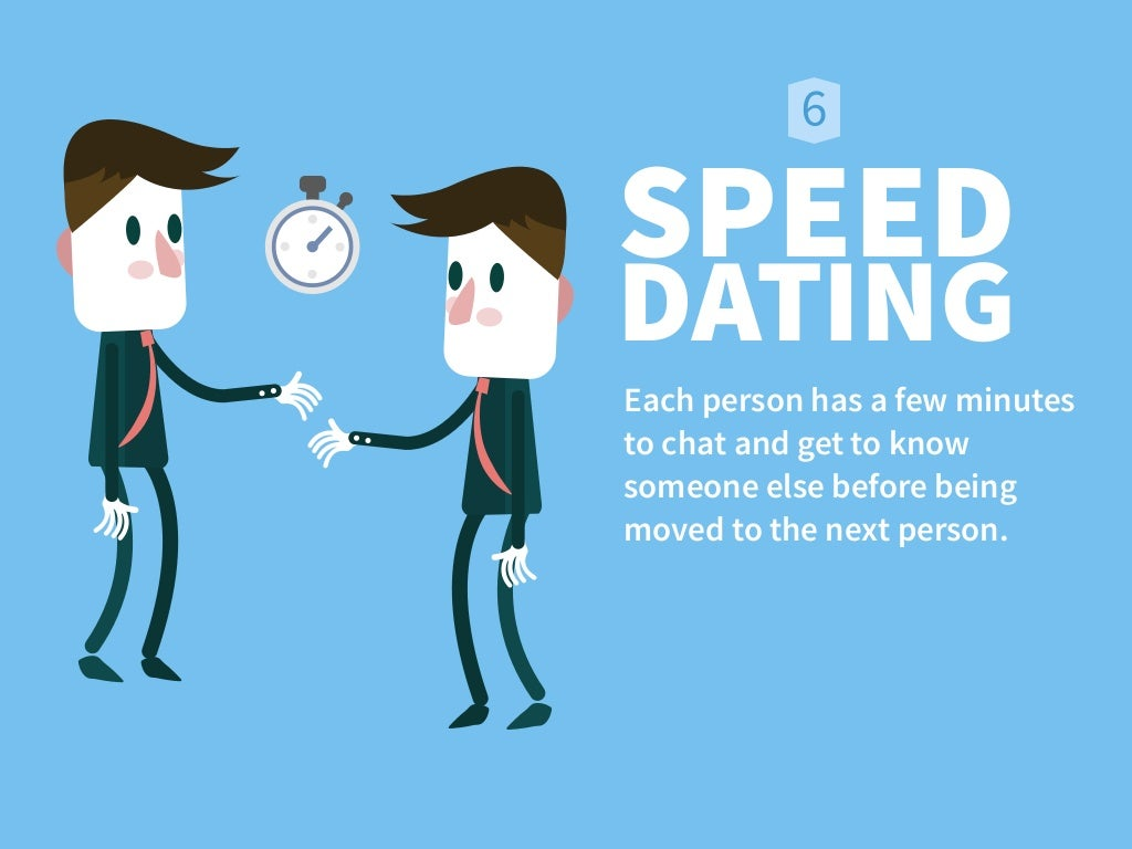 speed dating ice breaker questions