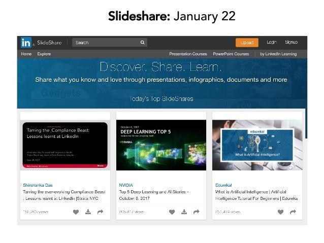 Long Live Slideshare. RIP Slideshare.  Slide 3