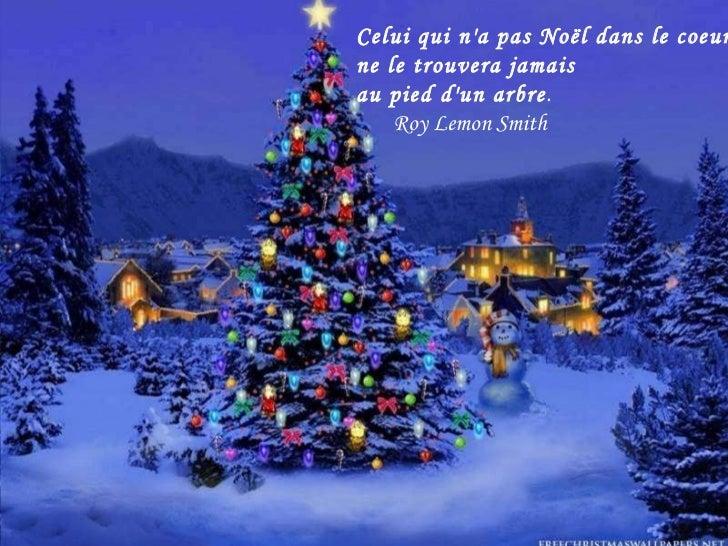 Slideshare Joyeux Noël