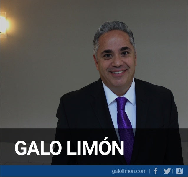 GALO LIMÓN galolimon.com | | |