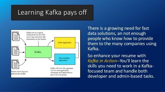 kafka in action  big data streaming