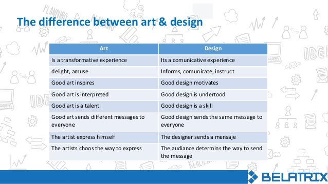 Difference Between An Art Director And A Designer