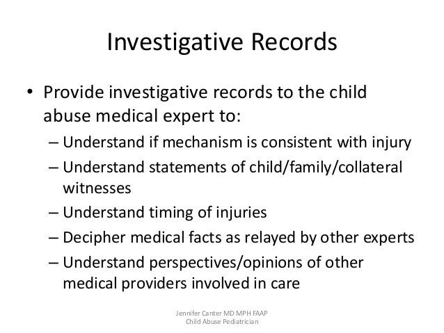 it appears child abuse cases are The problem of child abuse and neglect in the committed to children's welfare child abuse and neglect substantiated cases involved physical abuse.