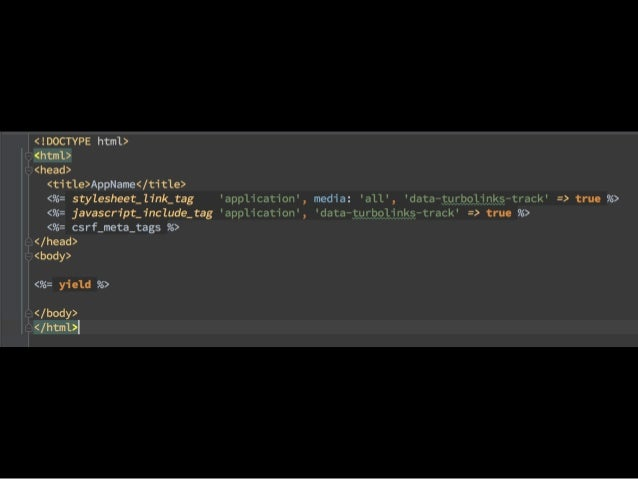 JSX • React.js ships with a syntactic sugar to define how the component looks like • It is very similar to HTML and it allo...