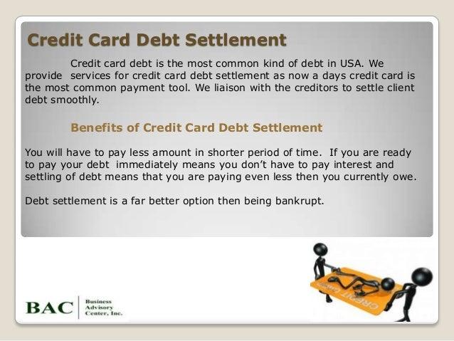 Debt relief management services business advisory center credit card debt settlement reheart Images