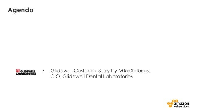 How Glidewell Moves Data to Amazon Redshift