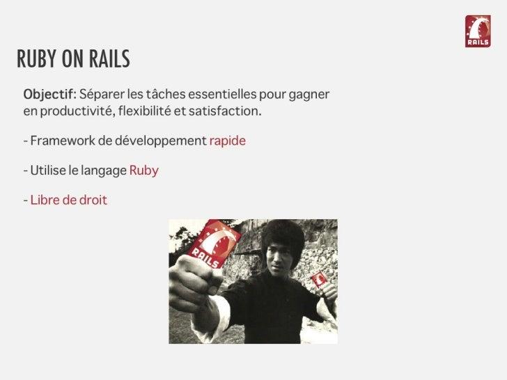 Ruby on rails (TIM)