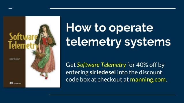 How to operate telemetry systems Get Software Telemetry for 40% off by entering slriedesel into the discount code box at c...