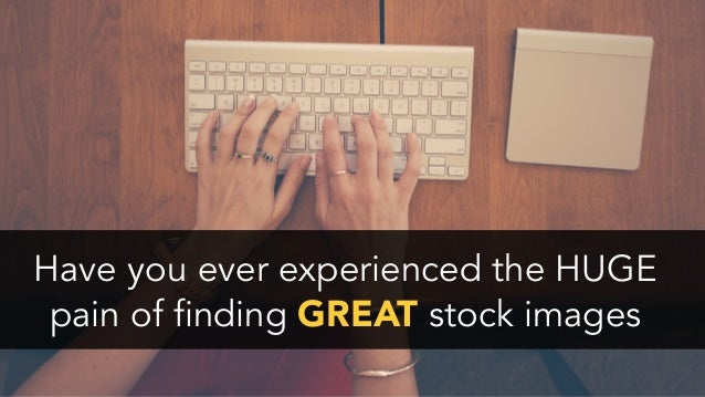 The 13 ULTIMATE Free Stock Photo Websites for your Presentation or Online Course by @allisonhaag Slide 3