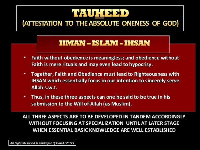 • Faith without obedience is meaningless; and obedience withoutFaith without obedience is meaningless; and obedience witho...