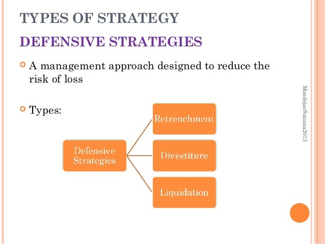 Diversification strategy definition in strategic management