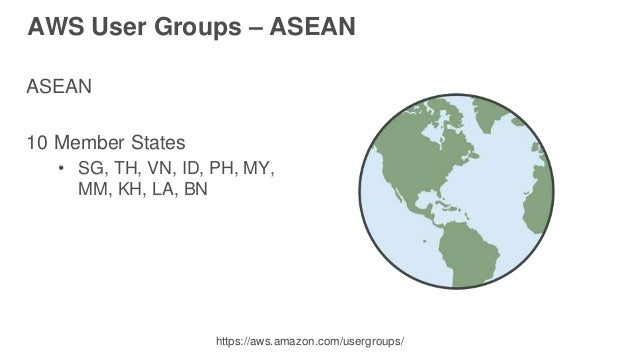 AWS User Group Singapore / Amazon Lex -- JAWSDAYS 2017 Slide 3