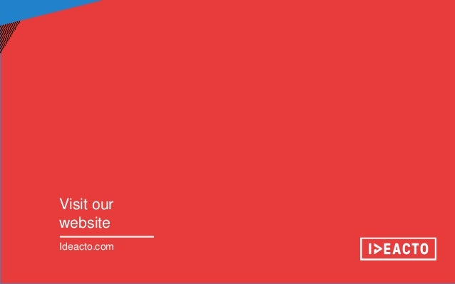 Visit our website Ideacto.com