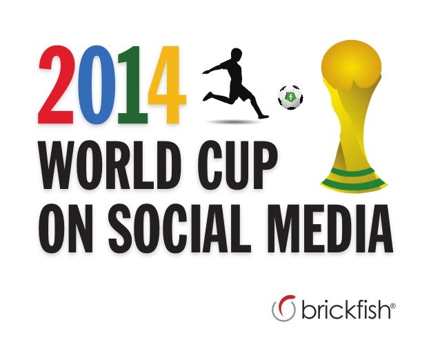 WORLD CUP ON SOCIAL MEDIA