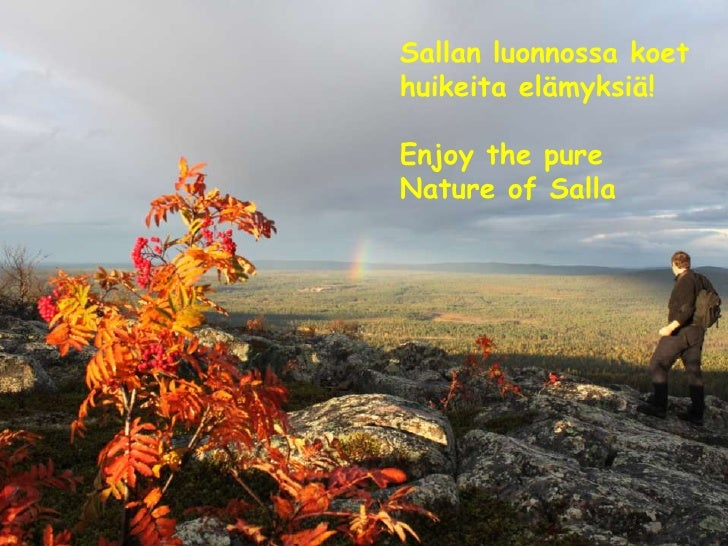 Sallan Sota- ja jälleenrakennusajan Museo / </li></ul>Salla Museum of War and Reconstuction / www.salla.fi<br />Sallan käy...