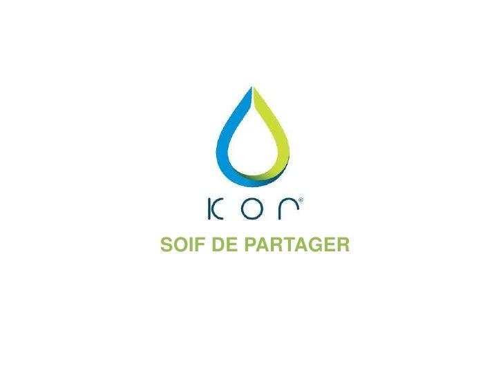 SOIF DE PARTAGER