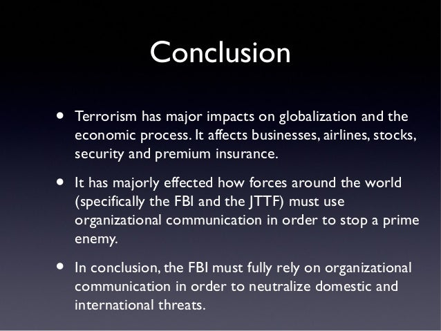 the objectives and impact of the joint terrorism task forces jttf The joint terrorism task force (jttf) was established in 1980 by the federal bureau of investigation (fbi) for the purpose of inter-agency exchange of information and tactics to combat terrorism.