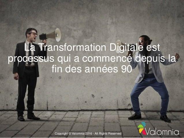 Les 8 Meilleures Citations Autour De La Transformation Digitale