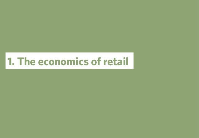 1. The economics of retail
