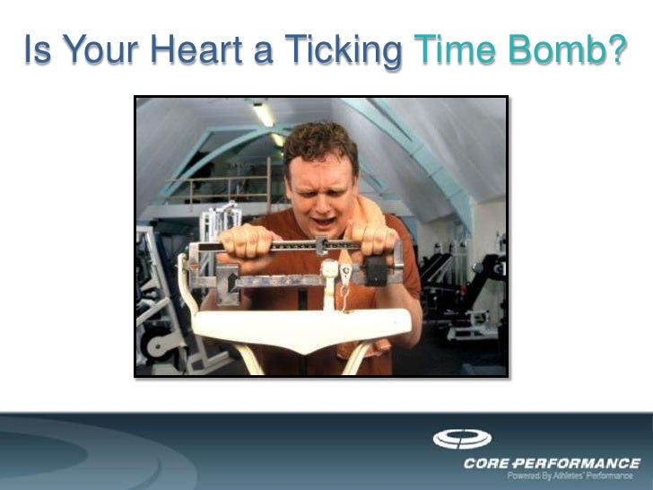 Is Your Heart a Ticking Time Bomb?<br />