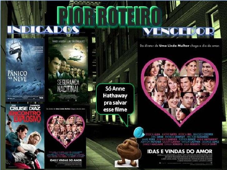 CinestudiO Cine Prêmio 2010 - Parte 4/4