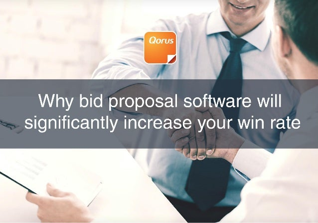 Many organizations don't have the proper resources or subject matter expertise to create a winning proposal. Proposals nee...