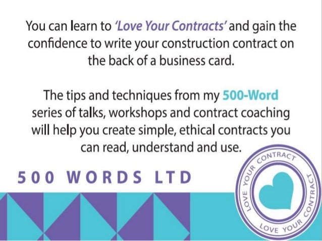 how to write a 500 word introduction