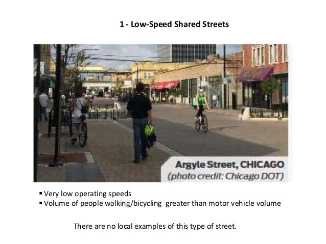 3 - Buffered & Conventional Bicycle Lanes  Improve safety and comfort for all users  Suitable where motor vehicle speeds...