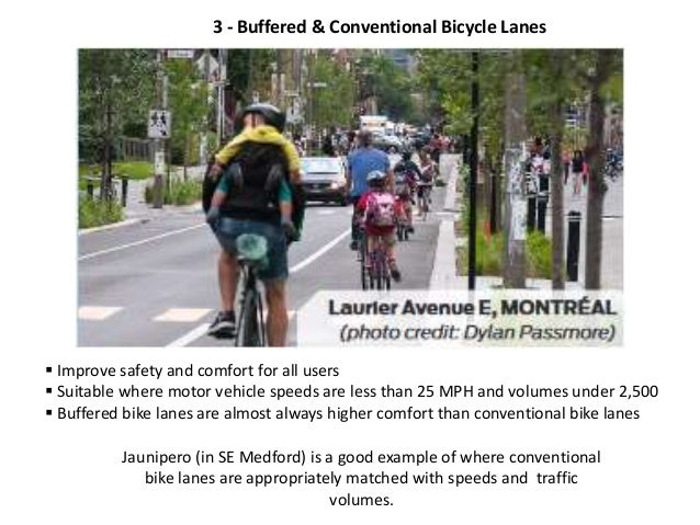 5 - Shared-Use & Bicycle Paths  Can serve as the backbone of an on-street All Ages & Abilities network  Usually do not t...