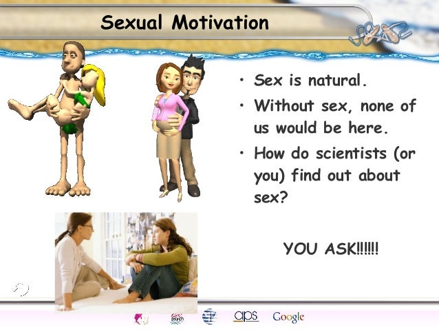 Sexually motivated definition