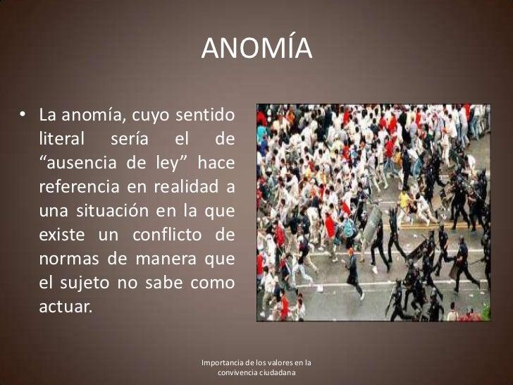 slideshare axiología y anomia, Skeleton