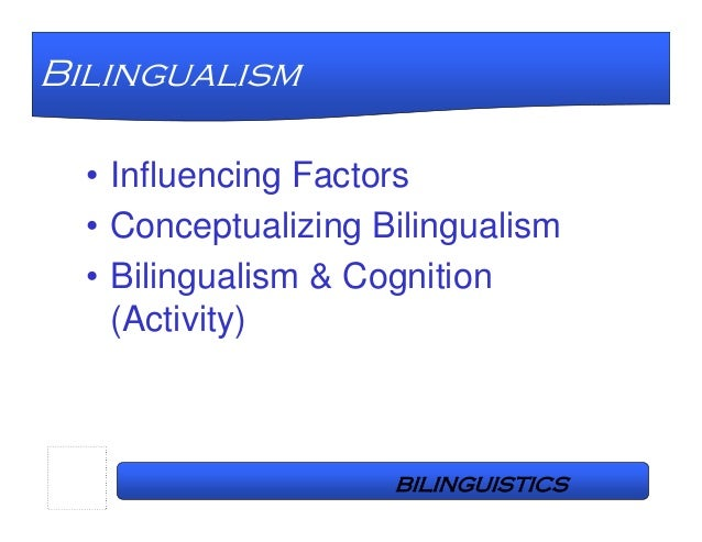 audiovisual cues in bilingual language acquisition We end by discussing the possible relevance of the speaker's face in speech segmentation and bilingual language acquisition keywords: face processing , indexical cues , multiple representations , speech segmentation , statistical learning.