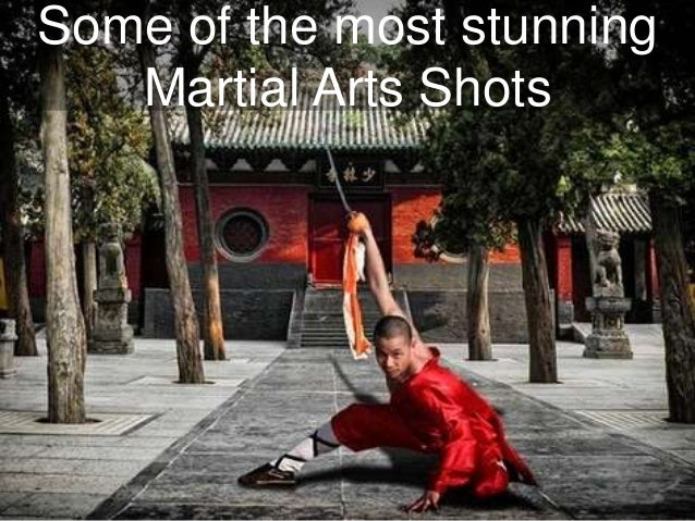 Some of the most stunning Martial Arts Shots