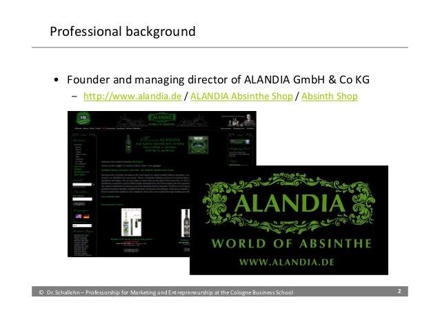 Brand authenticity and strategic brand management Slide 2